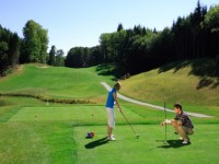 GOLF GRAD OTOCEC IN SLOVENIA