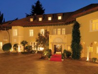 VILLA EDEN, IL LEADING PARK RETREAT DI MERANO (BZ)