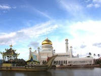 Brunei. The Sultan and his Nature