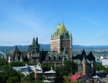 Canada - Chateau Frontenac