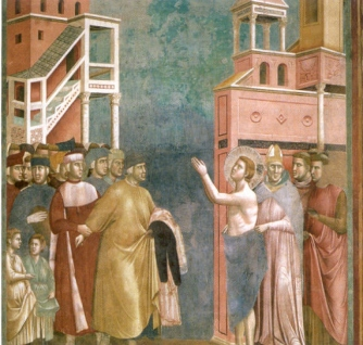 "Giotto<BR>San  Francesco""><img src="