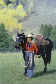 E on line il nuovo sito dell idaho guest and dude ranch for Ranch occidentale