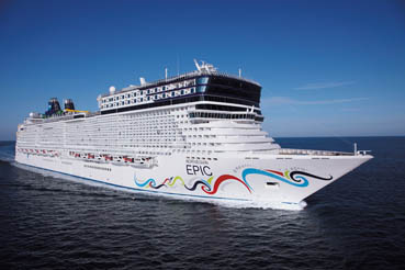La Norwegian Epic